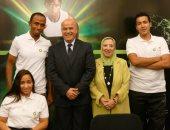 البارالمبية توقع عقد الرعاية لمنتخب الكرة الطائرة جلوس