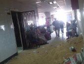 قارئة تشكو سوء حالة مستشفى الهرم للتأمين الصحى