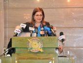 وزير التخطيط تواجدت بمكتبها منذ الصباح وتوقعات باستمرارها فى منصبها