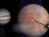 ناسا تكشف عن أدلة جديدة على وجود مياه بسطح قمر المشترى