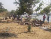نائب محافظ القاهرة: استرداد 4950 متر من أراضى الدولة بكورنيش المعصرة