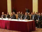 مستشار مركز الأهرام: هناك تفاؤل باجتماع مناقشة أزمة سد النهضة