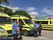 صور وفيديو.. تجهيز 49 سريرا بمستشفى العريش العام لاستقبال الجرحى الفلسطينيين