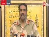 الناطق باسم الجيش الليبى يتهم تركيا بإيواء قيادات الإرهابيين