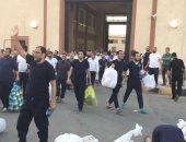 بمناسبة عيد الأضحى.. 513 سجينا يودعون السجون بعفو رئاسى وشَرطى