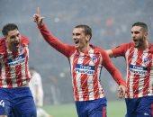 فيديو.. أتلتيكو مدريد بطلا للدورى الأوروبى بثلاثية فى مارسيليا