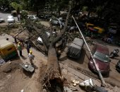 مقتل 18 شخصا جراء عواصف جديد مدمرة شمال الهند