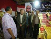 صور محافظ جنوب سيناء يتفقد معرض أهلا رمضان بشرم الشيخ