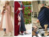 من الكوتشى للكعب العالى.. 10 أحذية اختارى منها على العبايات لخروجات رمضان