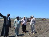 مساعد محافظ كفر الشيخ: موقع مصنع استخراج المعادن من الرمال السوداء جاهز للتسليم