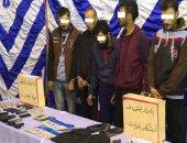 هروب 3 من عصابة البروفيسور المتهمين بسرقة 150 مليونا أثناء دخولهم قسم مدينة نصر