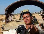 أهالى أبو حمص يشيعون جثمان الشهيد ممدوح المصرى بمسقط رأسه فى البحيرة