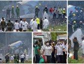"""تحطم طائرة كوبية """"بوينج 737"""" بعد إقلاعها من مطار هافانا الدولى"""
