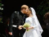 بريطانيا تحتفل بزفاف أسطورى للأمير هارى وميجان ماركل