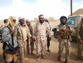 """فيديو.. الجيش اليمنى مدعوم بقوات التحالف يسيطر على """"العطفين"""" بصعدة"""