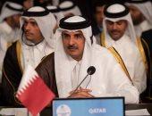 أمير قطر يحاول الخروج من العزلة بحضور القمة العربية الاقتصادية فى بيروت