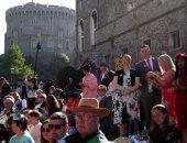 استعدادات حفل زفاف الأمير هارى والممثلة الأمريكية ميجان ماركل