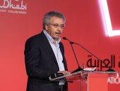 جمهور معرض عمان الدولى للكتاب 2018 يلتقى الفائز بالبوكر إبراهيم نصر الله