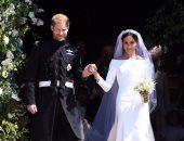 فستان زفاف ميجان ماركل الأسطورى فى معرض بقصر وندسور
