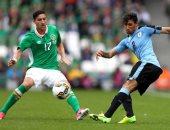 جناح أوروجواى يتحدث عن محمد صلاح وطموح مصر فى كأس العالم