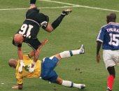 حكايات كأس العالم.. عندما انتهت مسيرة فابيان بارتيز في مونديال 2006