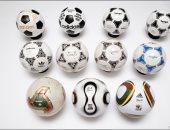 سلى صيامك.. تعرف إيه عن كرات كأس العالم؟