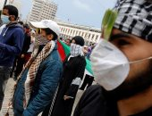 صور.. الآلاف فى المغرب يحتجون على نقل السفارة الأمريكية إلى القدس
