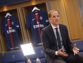 """توخيل يكشف عن هدفه مع باريس سان جيرمان ولقائه بـ""""نيمار"""""""