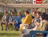 أشرف عبد الباقى يعالج خاطر وسلام بمستشفى الأمراض العقلية في ثالث حلقات ربع رومي