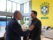 كأس العالم 2018.. تيتى أول الوافدين لمعسكر البرازيل استعدادا للمونديال