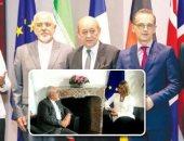شاهد فى دقيقة ..كيف تحركت إيران لإنقاذ الاتفاق النووى؟