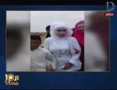فيديو.. زواج طفل عمره 12 سنة من سيدة 33 سنة بسوريا يثير الجدل