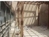 """""""الآثار"""" تبدأ مشروع إعادة تأهيل ساحة مسجد أحمد كوهيه بمنطقة الخليفة"""