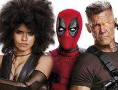 Deadpool 2 يهزم الافنجرز بـ300 مليون دولار فى أول 3 أيام من عرضه