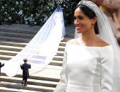 "شاهد.. Givenchy يكشف عن ""اسكتشات"" تصميم فستان زفاف ميجان ماركل"