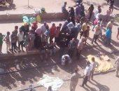 قارئ يناشد بعمل سور حول شريط القطار بقرية القلج بالقليوبية لمنع الحوادث
