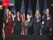 مديرة الاستخبارات الأمريكية جينا هاسبل تؤدى القسم الرسمى أمام ترامب