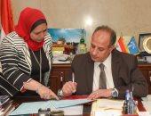 محافظ الإسكندرية يعتمد نتيجة الشهادة الإعدادية بنسبة نجاح 85٪