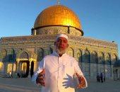 """رئيس """"الأقصى للوقف والتراث"""": الاحتلال وضع أسوارا حديدية حول مقبرة باب الرحمة"""