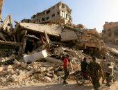 مسئول أمريكى: إسرائيل هى من قصفت بلدة الهرى فى شرق سوريا
