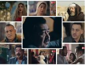 دياب وروجينا وآيتن ولطفى وهيثم وعبد العزيز ملوك الشر فى دراما رمضان