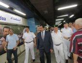الداخلية تشن حملات أمنية مكبرة على محطات المترو