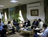 صور..محافظ جنوب سيناء: الاجتماع السنوی لجمعیه البنوك المرکزیه الإفریقیة 5 أغسطس