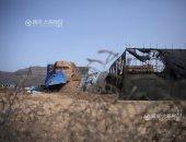 """صور.. الصين تعاود الكرة وتحاول استنساخ """"أبو الهول"""" لمنافسة السياحة المصرية"""