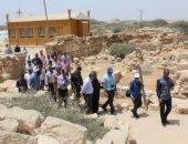 اللجنة المصرية للتراث العالمى تحدد خطوات لإنقاذ دير أبو مينا الأثرى.. اعرفها