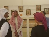 صور.. مستشار رئيس هيئة السياحة والتراث الوطنى السعودى يزور قصر المنيل