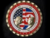 البيت الأبيض يصدر ميدالية تذكارية بمناسبة قمة ترامب وزعيم كوريا الشمالية