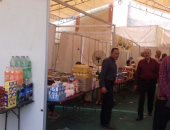 محافظ القليوبية:معرض أهلا رمضان بشبين القناطر مفتوح وبه كافة السلع