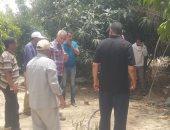 تحرير 9 مخالفات تعدى على خطوط مياه بشمال سيناء