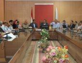 محافظ كفرالشيخ يتابع تنفيذ مشروعات الخطة الاستثمارية بالقطاعات الخدمية
